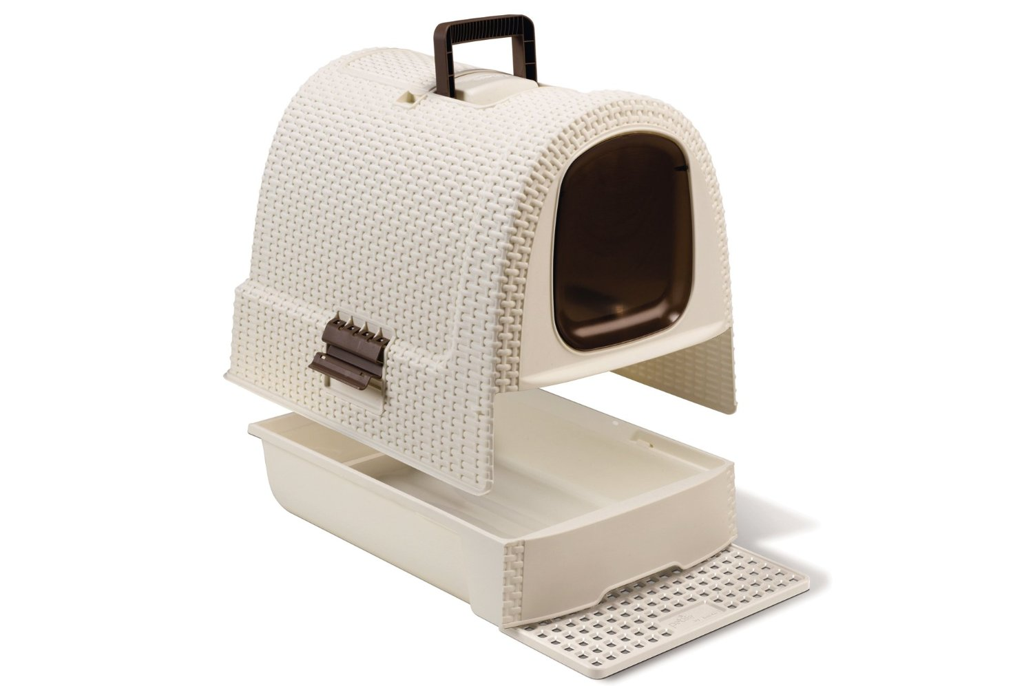 Curver Litter Box Style Cat Toilet