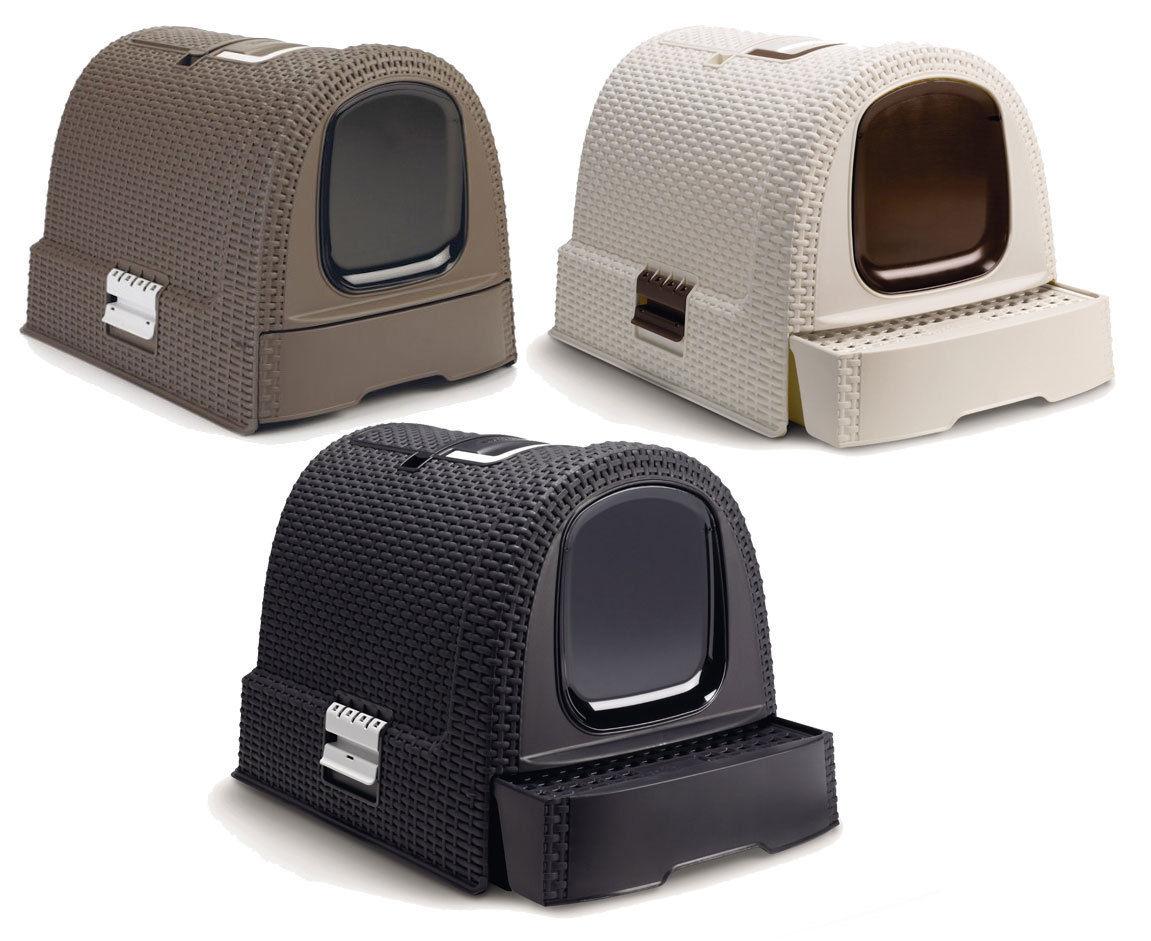 Curver Litter Box Style Cat Toilet
