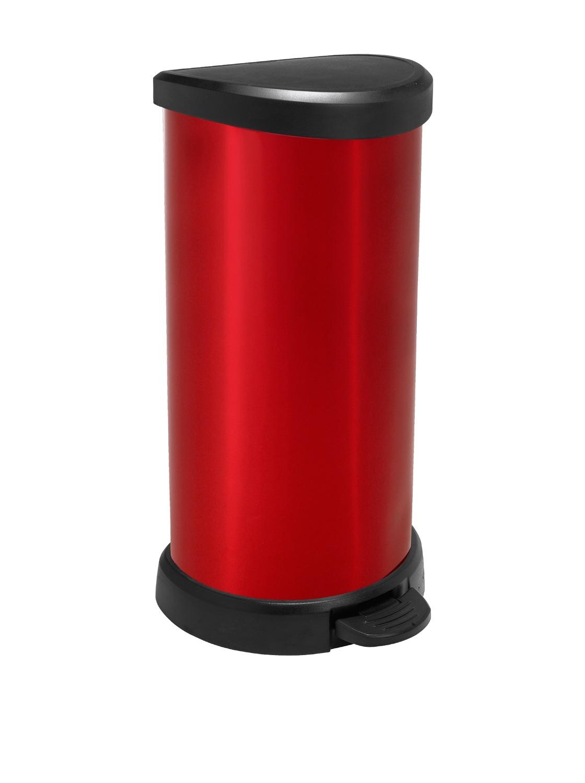 curver deco bin foot pedal waste dustbin recycle 5l 20l 22l 25l 23l 30l 40l 50l ebay. Black Bedroom Furniture Sets. Home Design Ideas