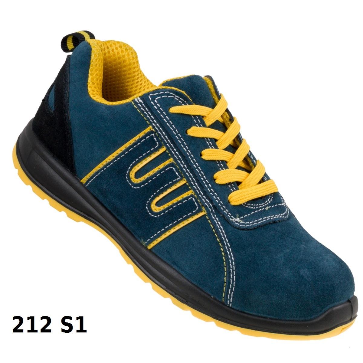urgent safety shoes shoe work steel toe cap boots 1 pair of socks gratis new ebay. Black Bedroom Furniture Sets. Home Design Ideas